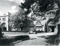 Der damalige Brunnenhof