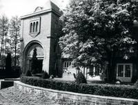 Historisches Foto vom damaligen Brunnenhof