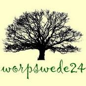 Logo der Worpswede24-App für iPhone, iPad + Android (www.worpswede-app.de) - GPS-gesteuert Worpswede neu entdecken ...