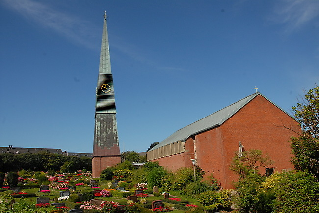 Kirche Helgoland